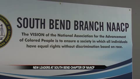 NAACP introduces new leaders to South Bend