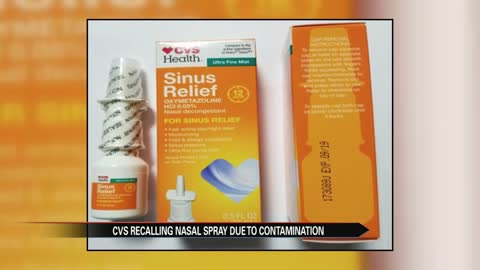 CVS recalls one of its healthcare products