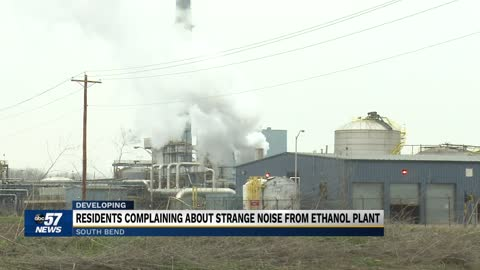 Neighbors concerned by noises coming from South Bend Ethanol