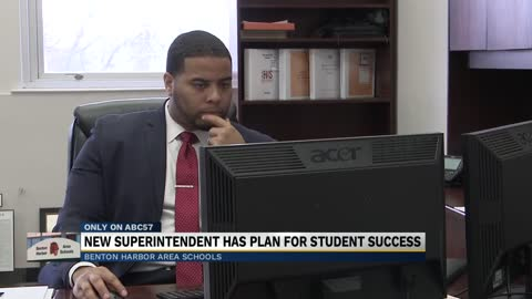 New Benton Harbor Schools Superintendent on a mission to turn...