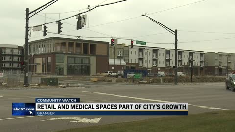 New commercial property coming to Granger