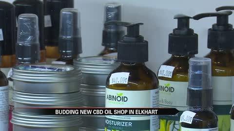 New store brings CBD products to Elkhart as lawmakers debate the future of hemp