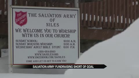 Niles Salvation Army in need after rough Red Kettle campaign