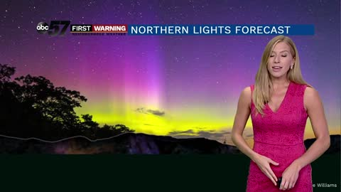 Northern lights to be visible across Midwest, Great Lakes
