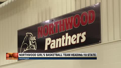 NorthWood Girls Basketball prepares for first state championship...