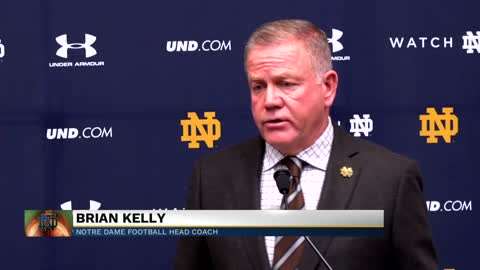 Notre Dame looks to end regular season with 10-2 record