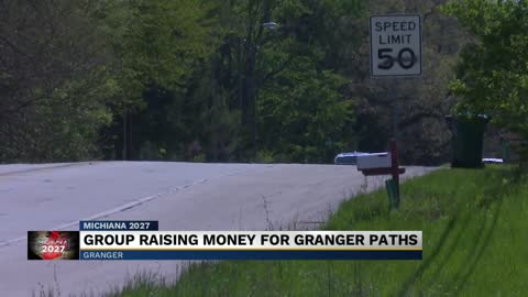 Organization working to build path that connects east side of Granger