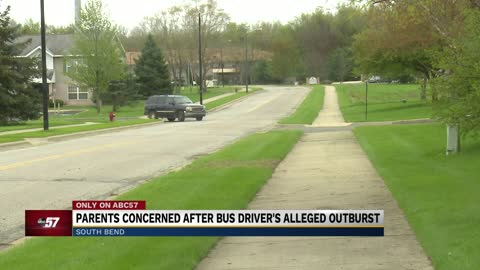 Parents upset that bus driver allegedly attacked students