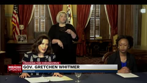 Parents respond to Gov. Whitmer's decision to close schools...