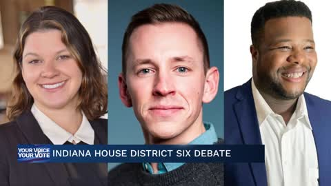 VIDEO: Indiana House District 6 candidate debate