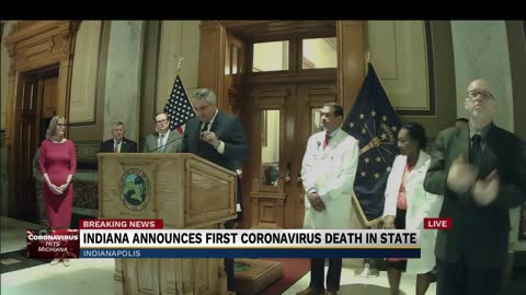 Part 2: Governor Holcomb press conference