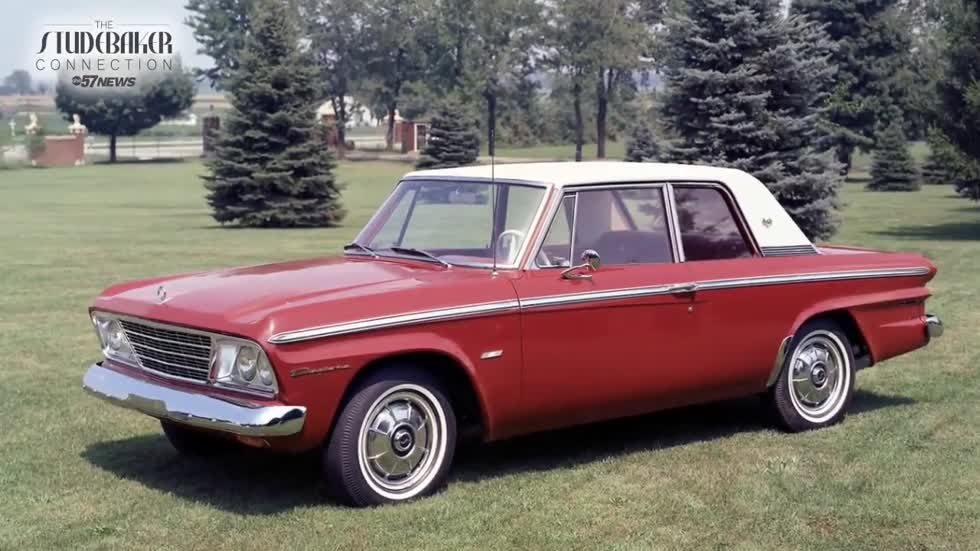 Part 3: The Studebaker Connection