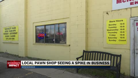 Pawn shops seeing an increase in customers amid coronavirus pandemic