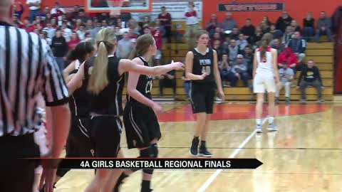 Local girls hoops teams fall in regional championships