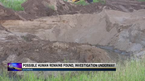 Sturgis Police investigating discovery of skeletal remains