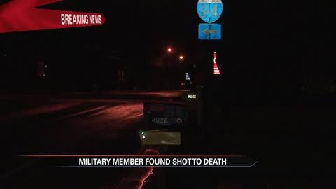 Police: Soldier home for the holidays shot and killed in Berrien County