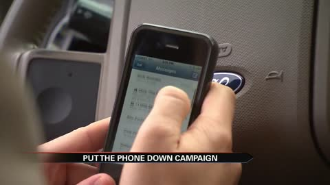 New social media campaign strives to end distracted driving