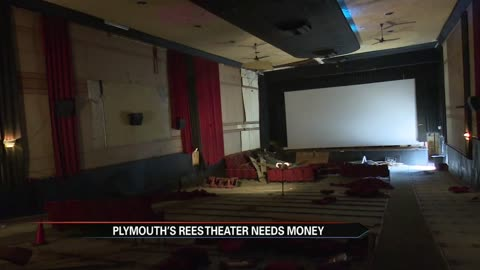 Plymouth's Rees Theatre needs money to save history