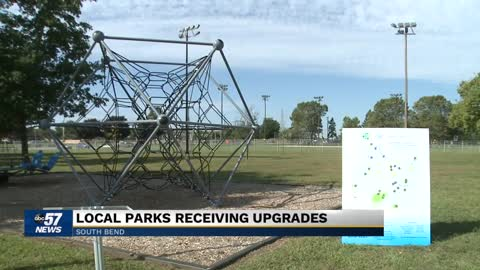 Ribbon-cutting ceremony for South Bend park upgrade