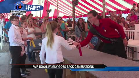 Royalty at Berrien County Youth Fair built on tradition