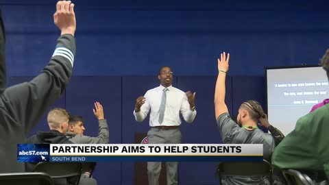 Washington High School partners with South Bend Cubs Foundation to push student success