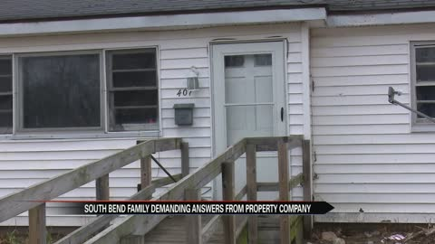 South Bend family demanding answers from property owners