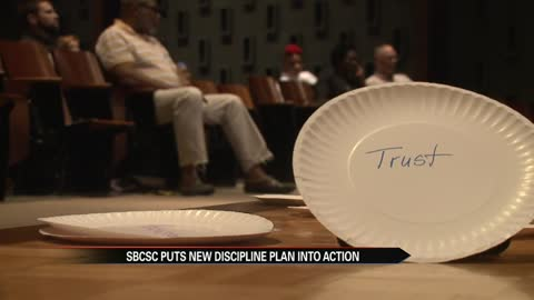 South Bend School Corp. hosts restorative justice session for school leaders, community members