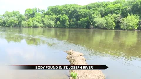 Body of a man found in St. Joseph River