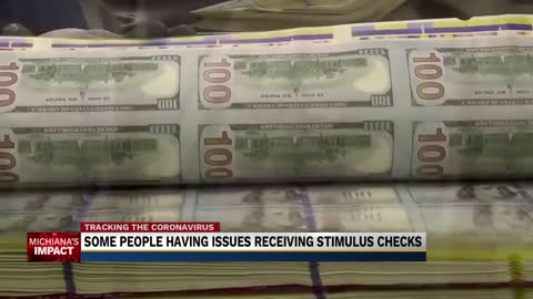 Some coronavirus stimulus checks aren't showing up in people's bank accounts