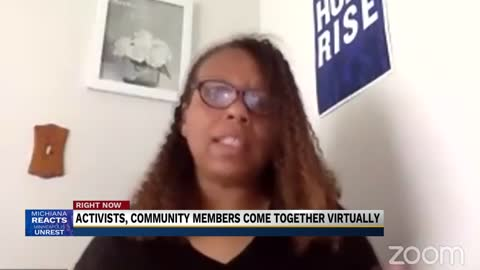 South Bend Black Matters holds virtual meeting