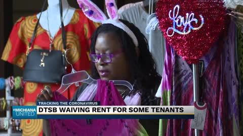'I almost started crying:' South Bend landlord waives April...