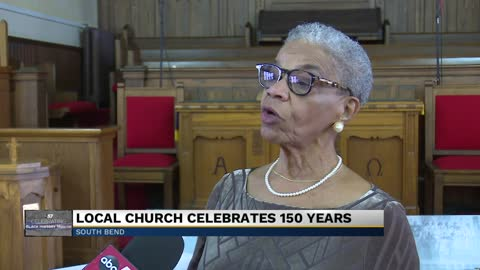 South Bend African-American church to celebrate 150 years in 2020