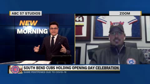 South Bend Cubs host virtual opening day
