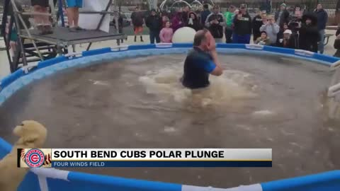 South Bend Cubs Polar Plunge
