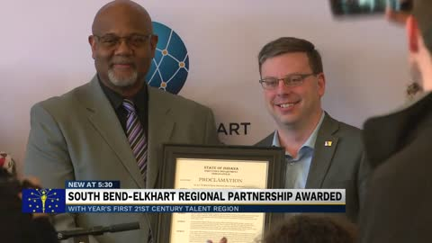 South Bend-Elkhart area declared as Indiana's 21st Century Talent Region