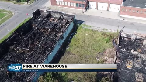 South Bend Fire Department provides update into commercial fire