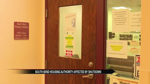 Thousands of South Bend families, public housing employees could be impacted by shutdown