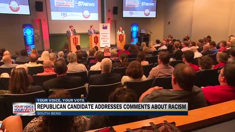 South Bend NAACP responds to systemic racism comments made by Republican mayoral candidate