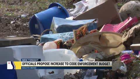 South Bend officials tackling code enforcement issues in their new budget