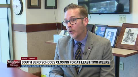 South Bend schools to close March 17
