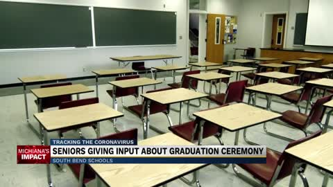 South Bend schools discuss virtual graduation ceremonies
