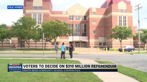 South Bend voters set to decide on $210 million school district...