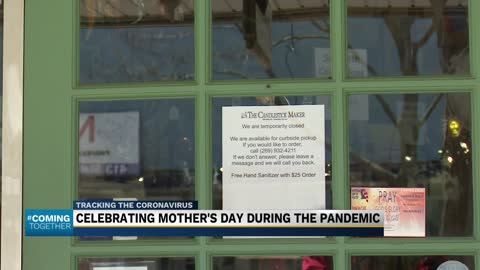 Businesses appeal for Mother's Day shopping