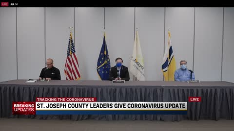 St. Joseph County COVID-19 Response Team provides updates