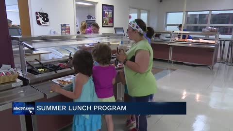 'Meet Up and Eat Up' programs feed kids; families thankful