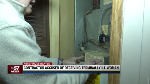 Terminally ill woman says contractor took hundreds without doing...