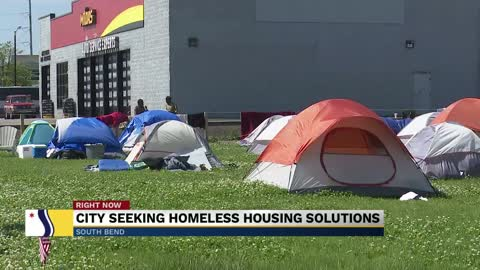 South Bend seeking homeless housing solutions