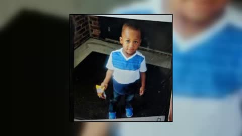 Toddler found along with suspect, stolen car