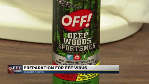 Town of Bristol giving out free bug spray to fight EEE virus