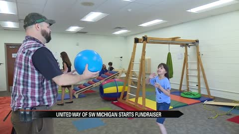 United Way of Southwest Michigan kicks off annual campaign; money benefits Michiana families